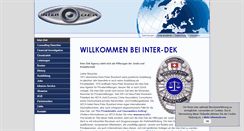 Preview of inter-dek.ch